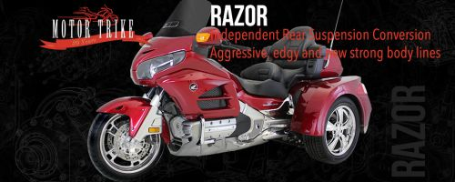 GL 1800 Razor Trike Conversion