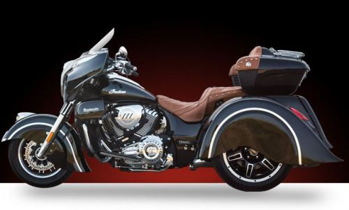 Tomahawk IRS Conversion for Indian® Chief, Chieftain, & Roadmaster $25,105 Base Price Ride Away (Does not include donor bike or options)