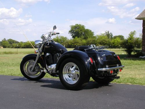 Honda VT1100 Shadow Trike Conversion