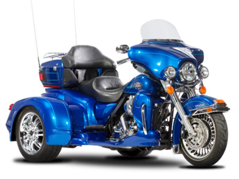 Harley-Davidson FLH Trike Conversion $25,830 Base Price Ride Away