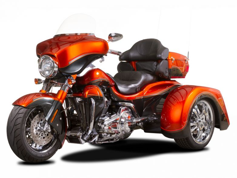 Harley-Davidson FLH Transformer $27,500.00 Base Price Ride Away