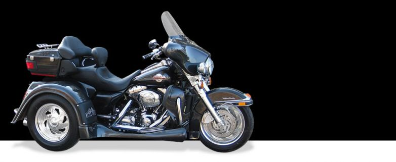 Trog - Solid Axle Conversion for Harley-Davidson® FL Series